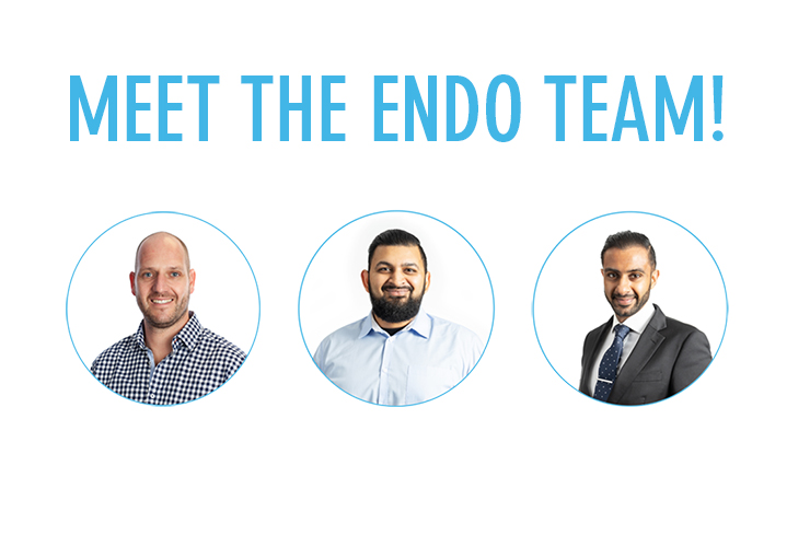 Who is the Key Surgical Endoscopy Team?