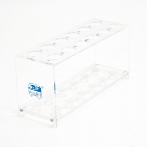 Plexiglas® Test Tube Rack  Image