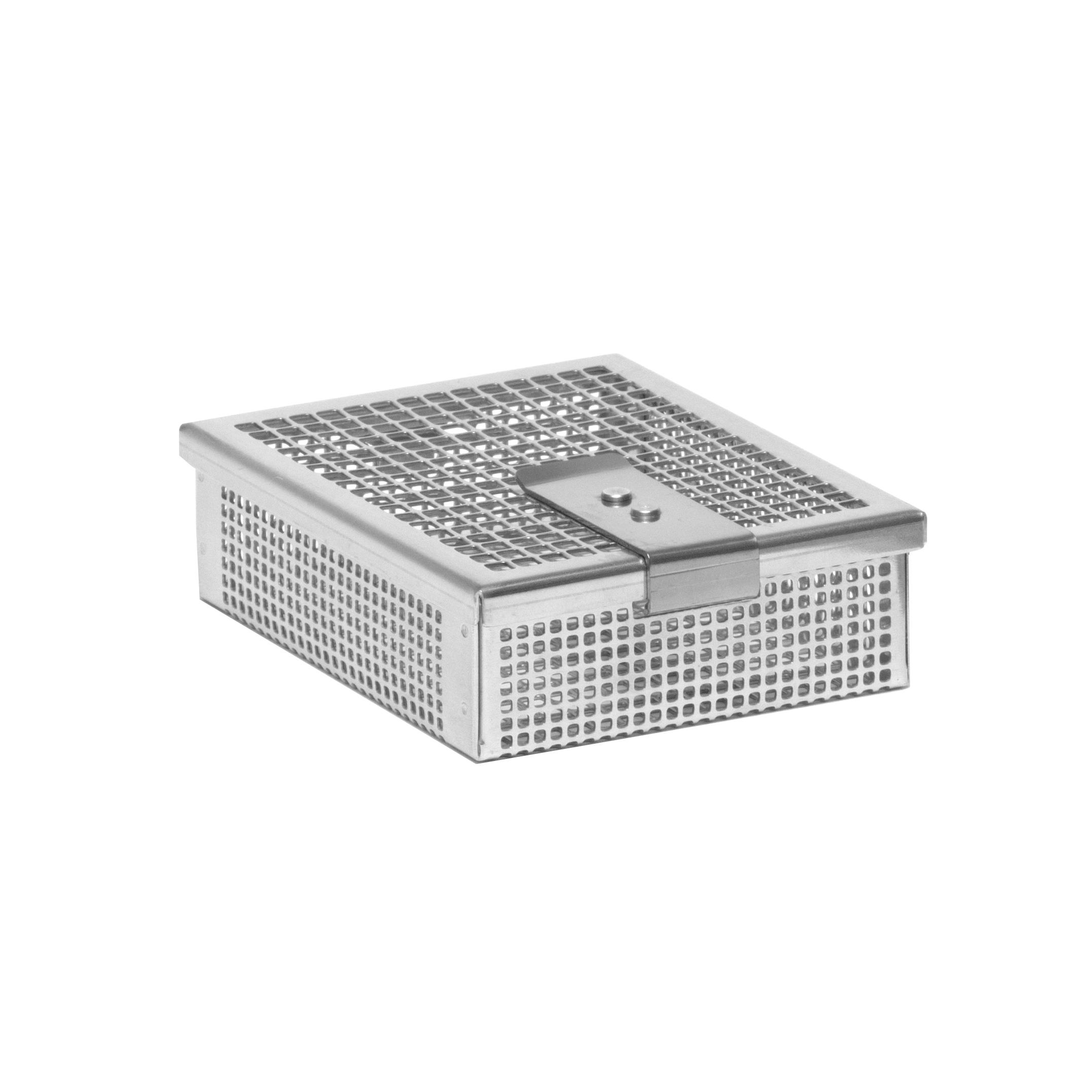 Mini Basket with Lid Image