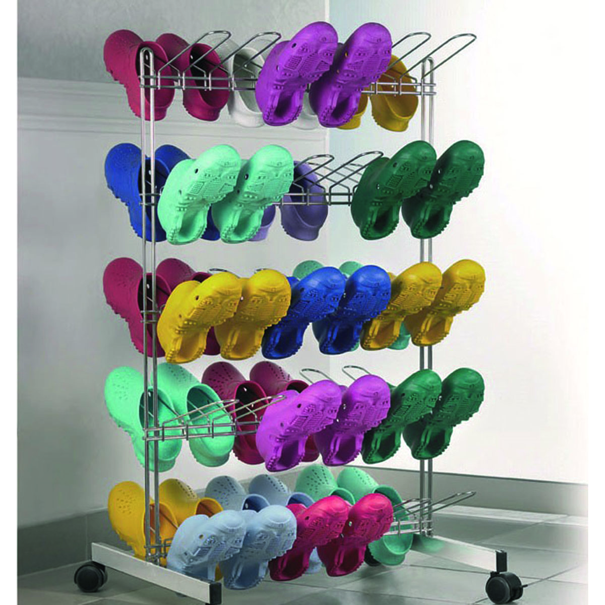 Clog Storage Systems Image