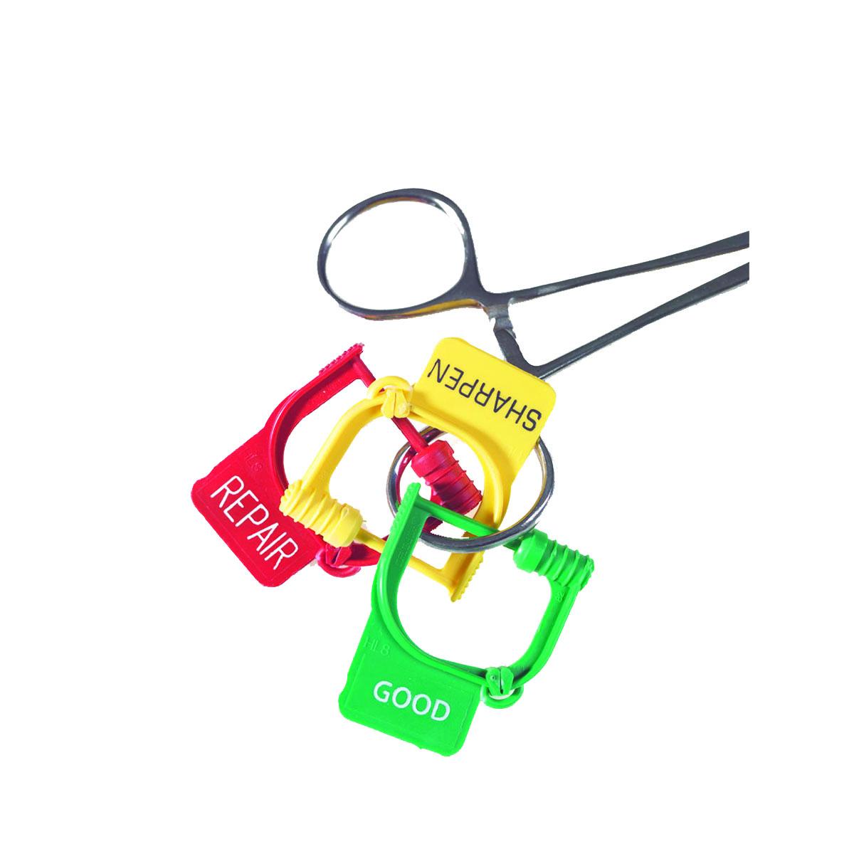 Locking Tags Image