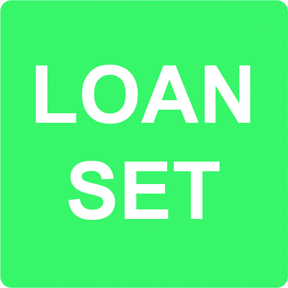 Loan Set Alert Label  Image