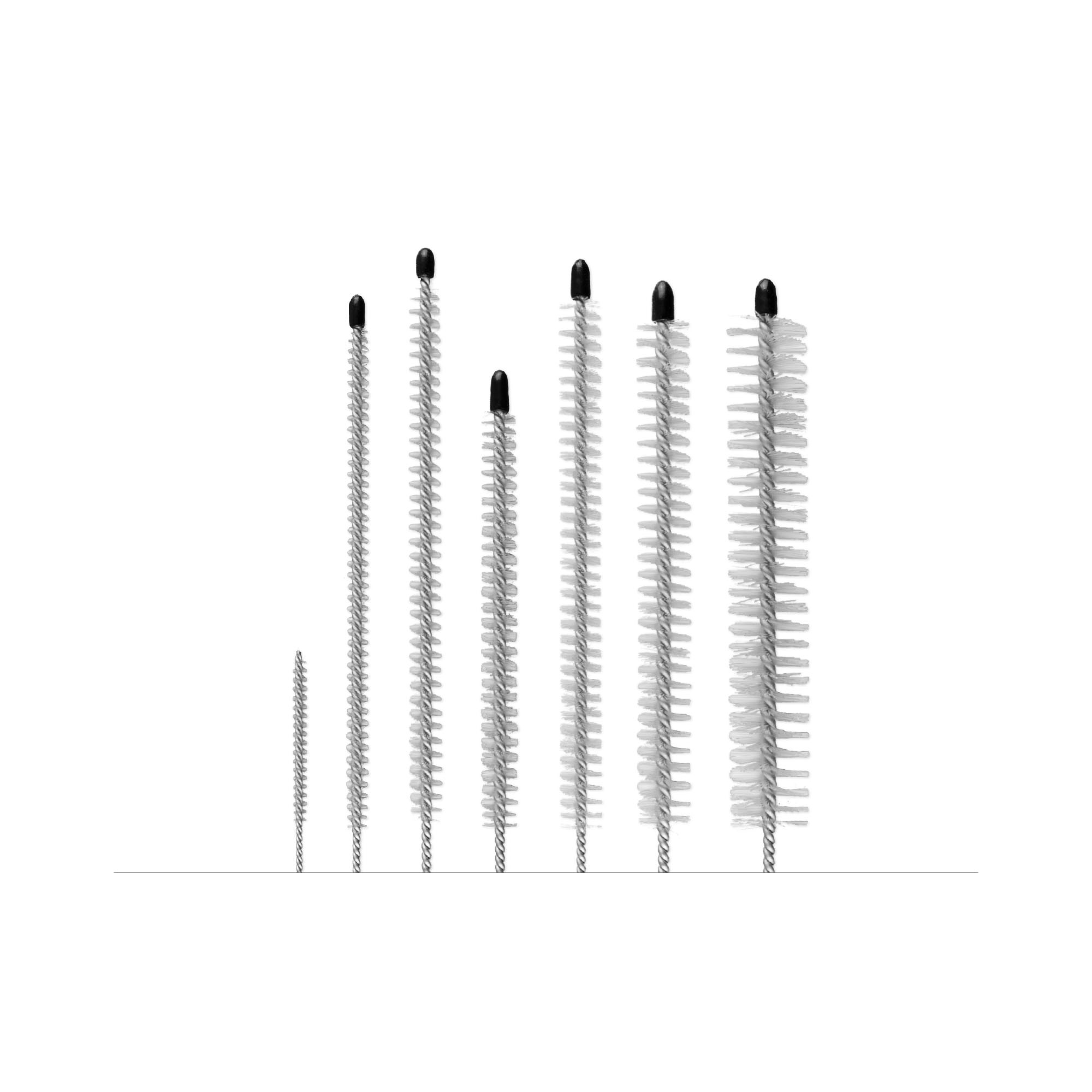 Round Brush Set - Small Image