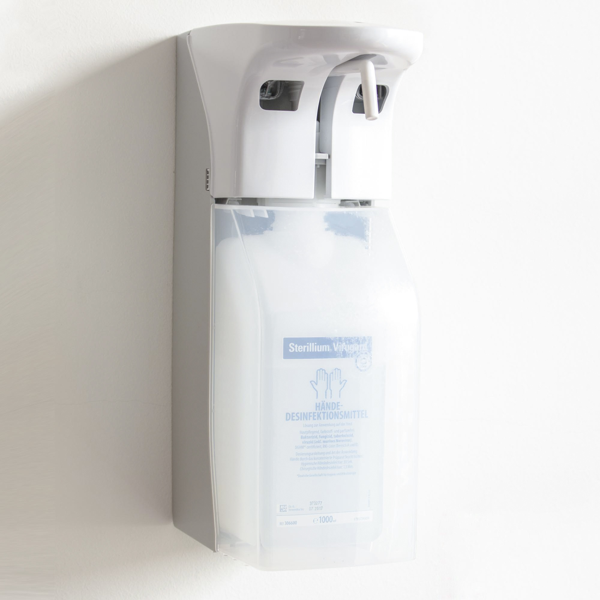 Touchless disinfection unit Image