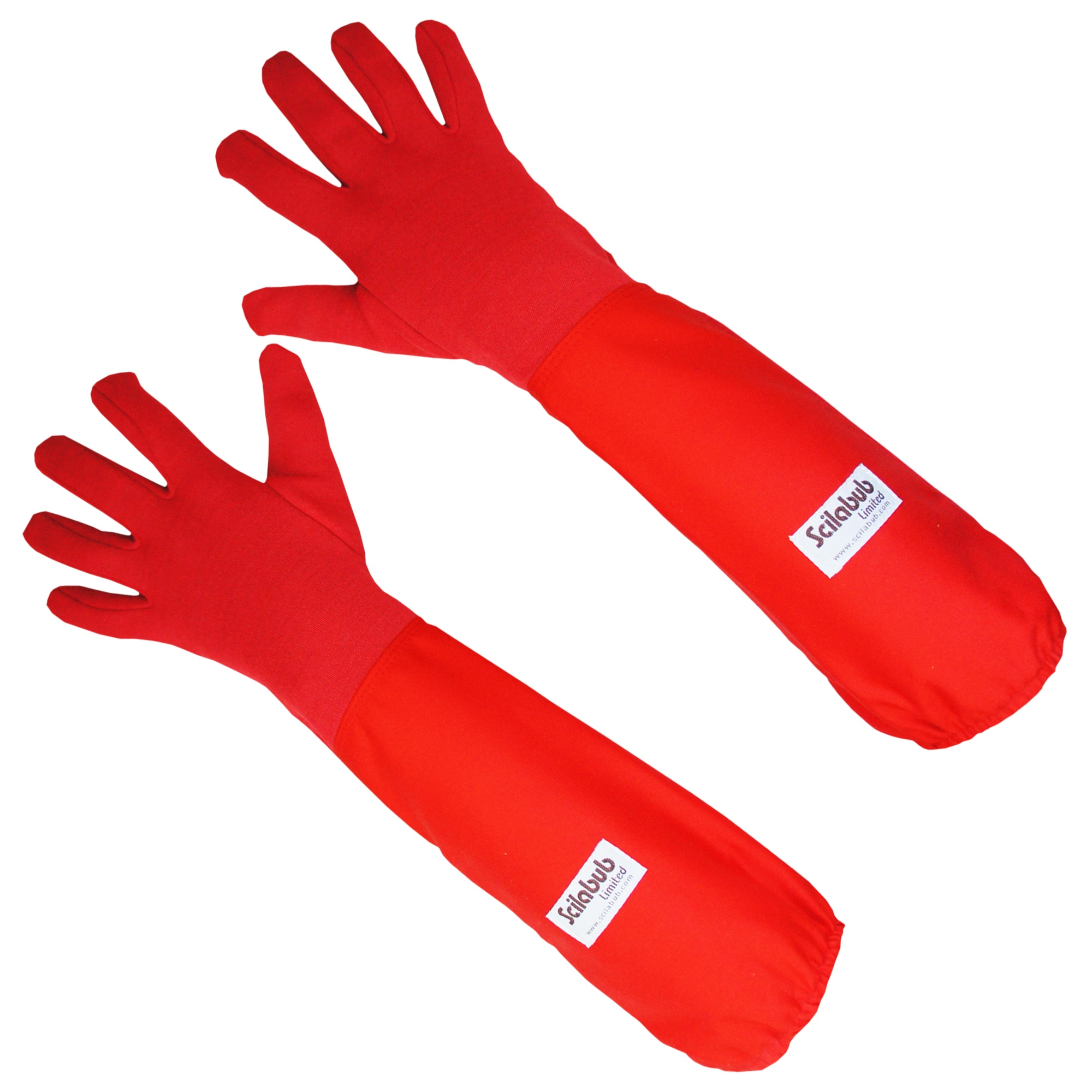 Protective gloves made of Nomex® Image
