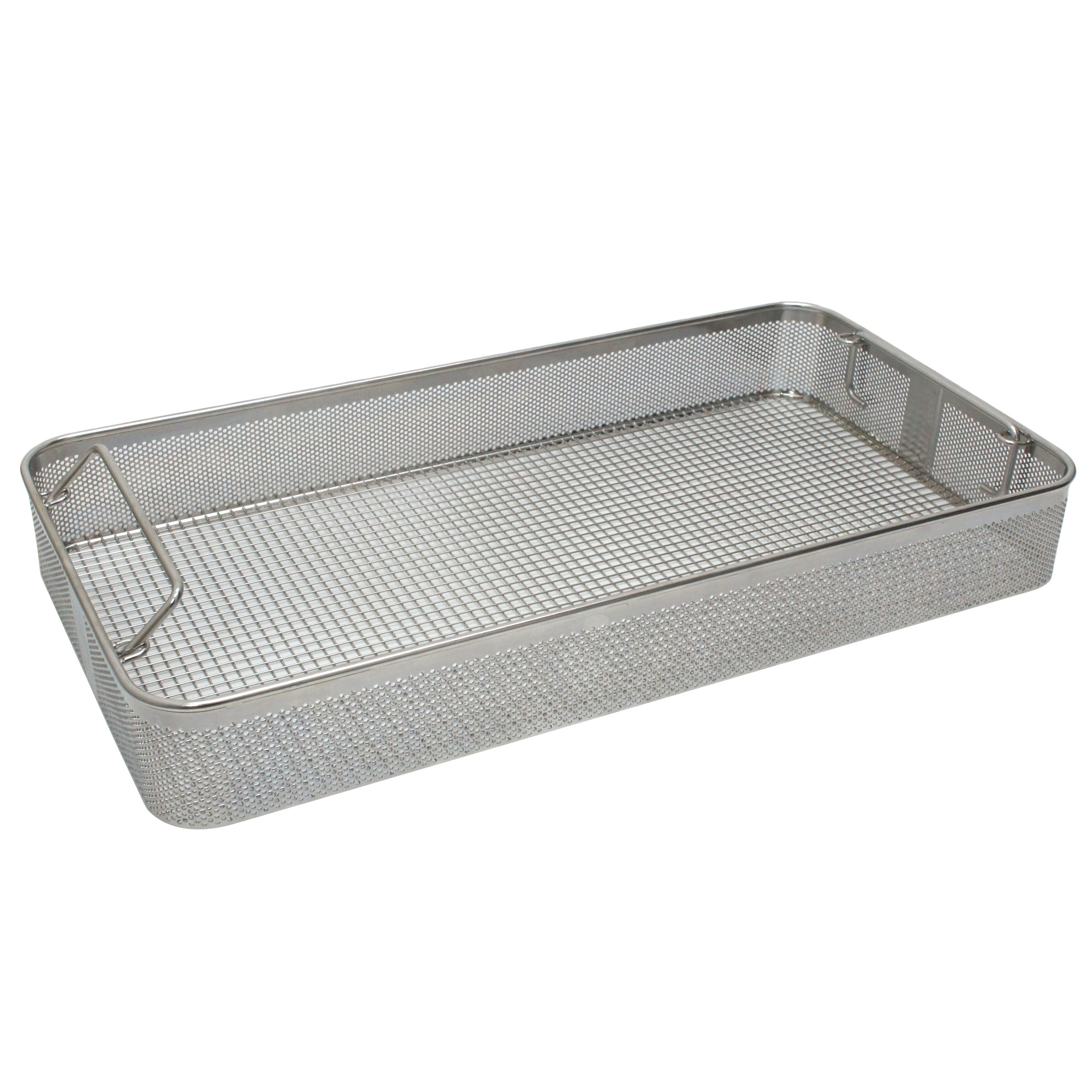 Perforated plate tray Image