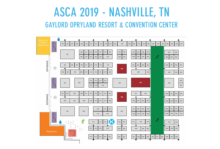 ASCA 2019 in Music City this year!