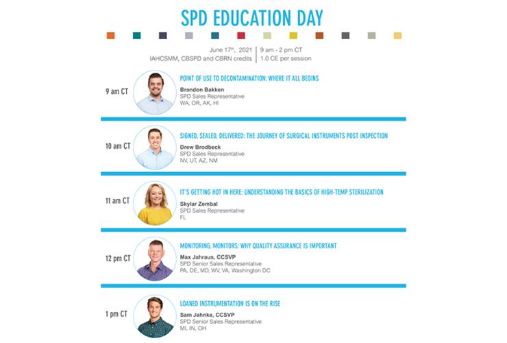 SPD Education Like Never Before