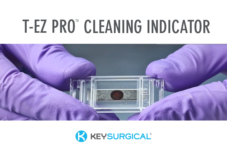 NEW! Cleaning Indicator for Washer-Disinfector